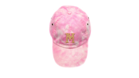 Pink Cloud Polo Cap (Veg Tanned Leather Strap)
