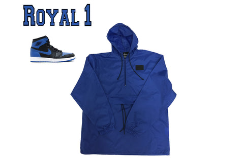 Royal 1 Tacoma Half-Zip