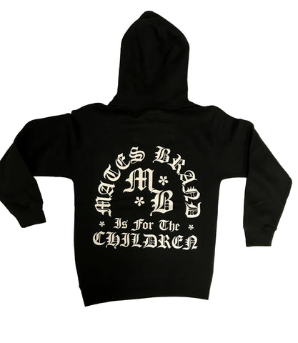 For The Children Hooded Sweatshirt