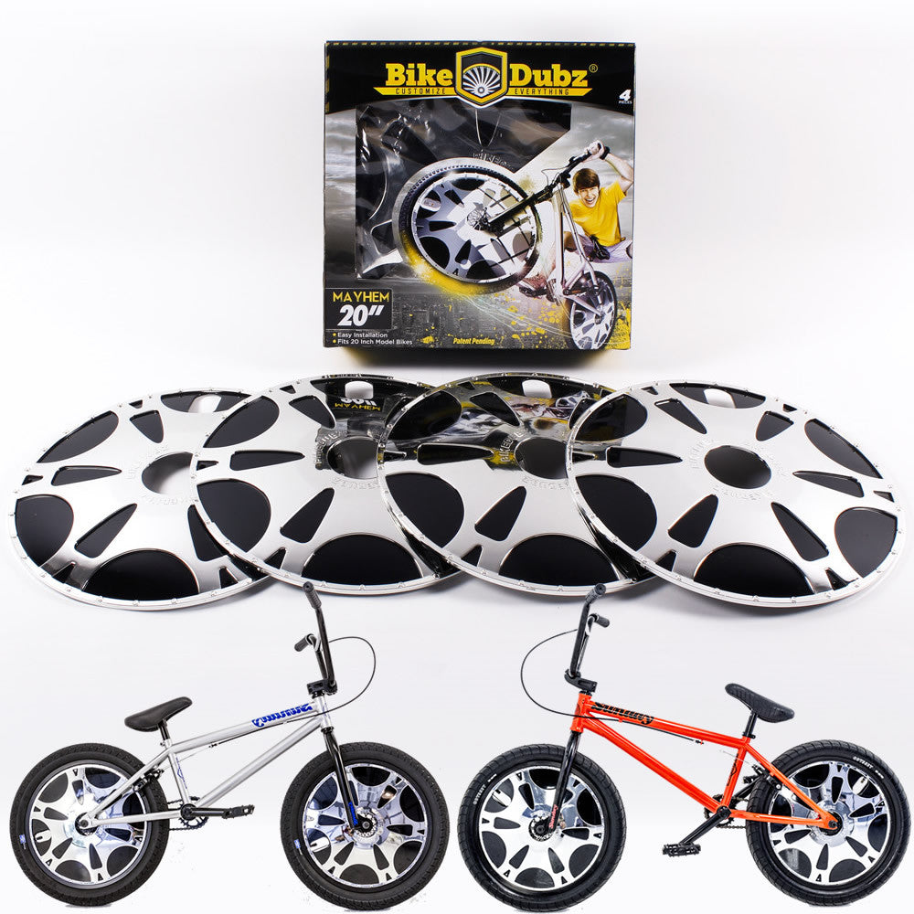 bicycle wheel covers