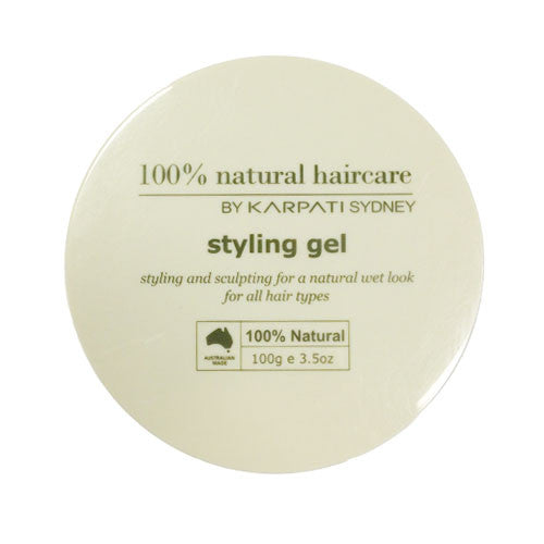 Styling Gel 100% Natural
