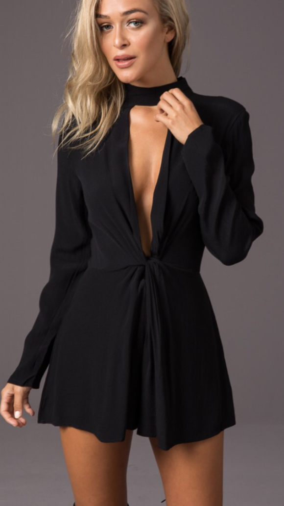 Night Life Playsuit