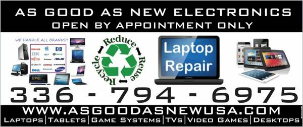 As Good As New Electronics USA
