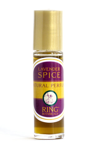 Lavender Spice Natural Perfume