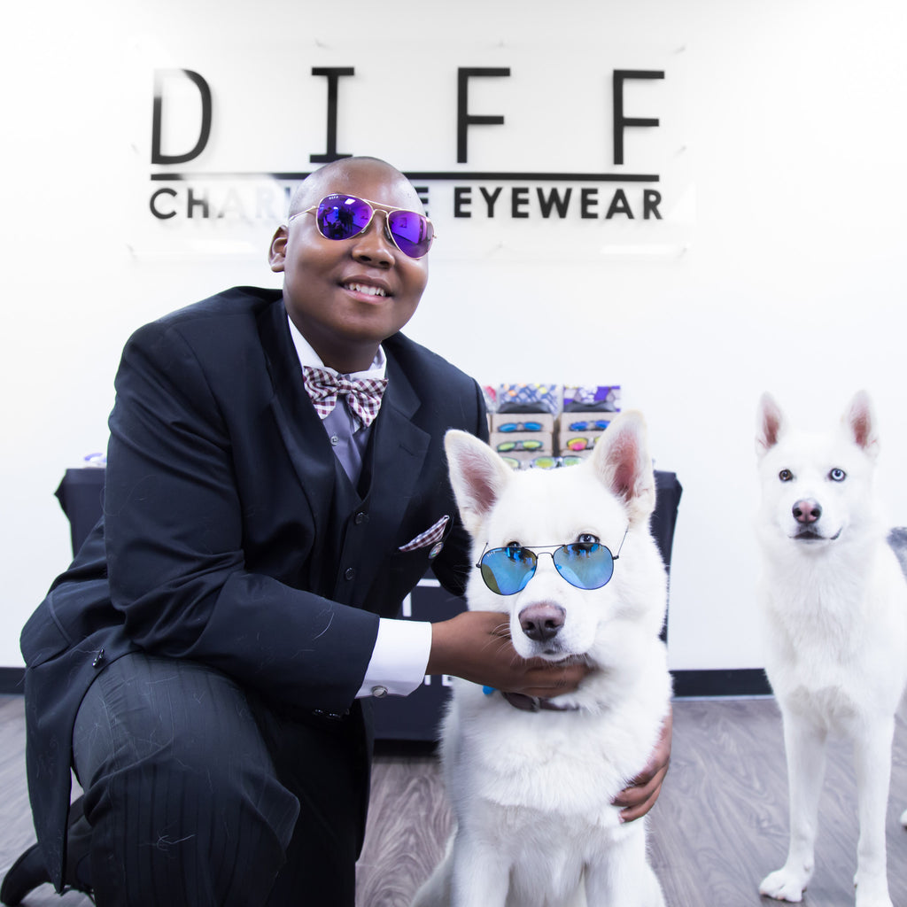 DIFF Eyewear Partners With Be Strong Global To End Bullying