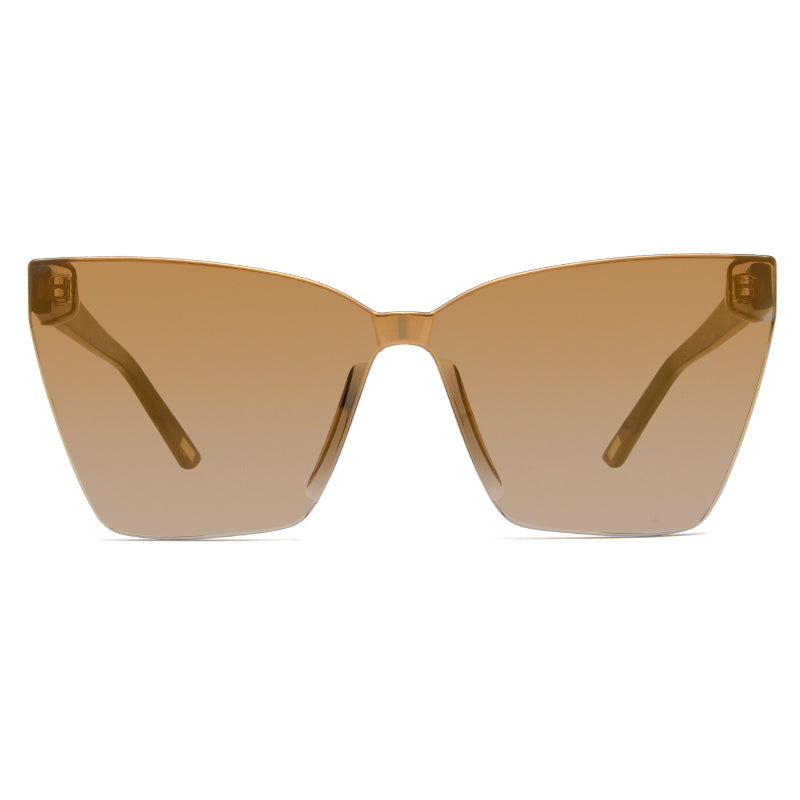 goldie gold tortoise gold flash front