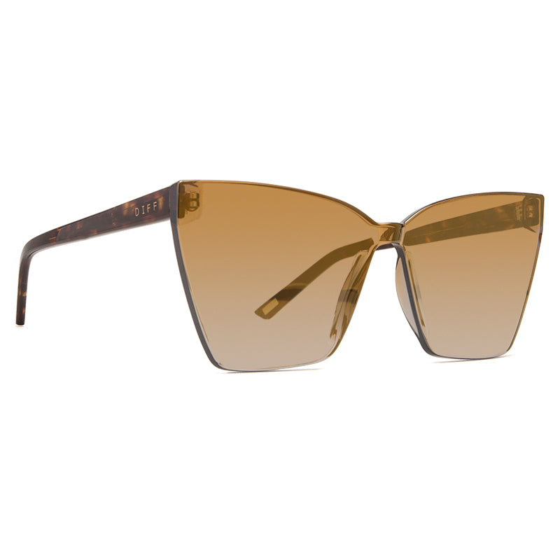 goldie gold tortoise gold flash angle