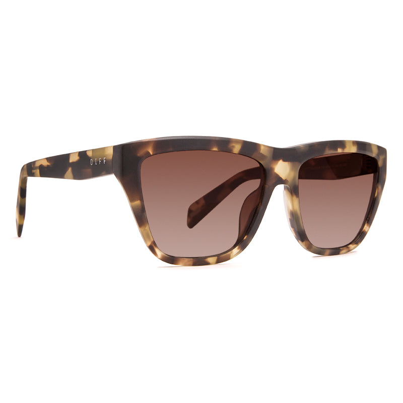 HARPER - MATTE MOSS HAVANA + BROWN GRADIENT + POLARIZED