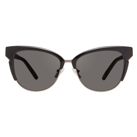 IVY - BLACK + DARK SMOKE + POLARIZED