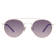 JESSIE JAMES DECKER - SKYE + BRUSHED SILVER + PURPLE GRADIENT POLARIZED