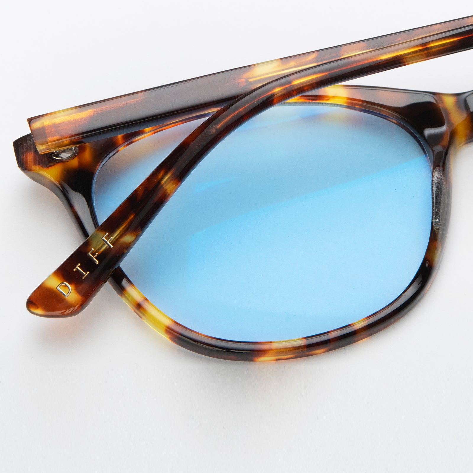 JADE - AMBER TORTOISE + BLUE BLUE LIGHT TECHNOLOGY