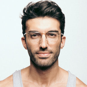 JUSTIN BALDONI - MAXWELL + VINTAGE CRYSTAL + BLUE LIGHT TECHNOLOGY CLEAR