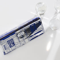 R2D2 TRIANGLE CASE EDITORIAL IMAGE