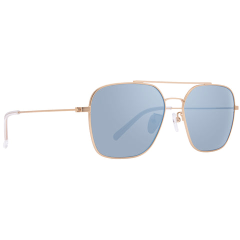 ACE - BRUSHED GOLD + LIGHT BLUE FLASH + POLARIZED