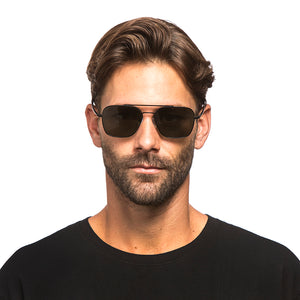 ERIC DECKER - ACE + BLACK + DARK SMOKE POLARIZED