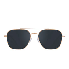 ACE - BRUSHED GOLD + POLARIZED PRESCRIPTION LENS