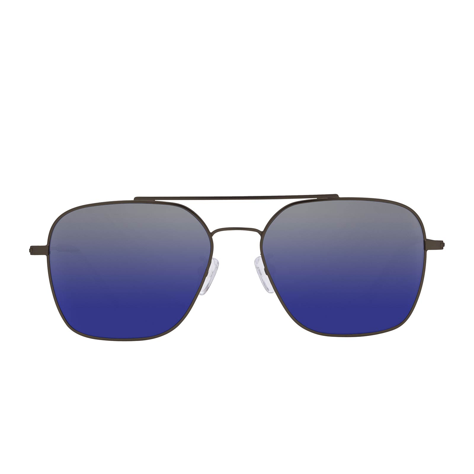 ACE - BRUSHED BROWN + GREY BLUE GRADIENT + POLARIZED