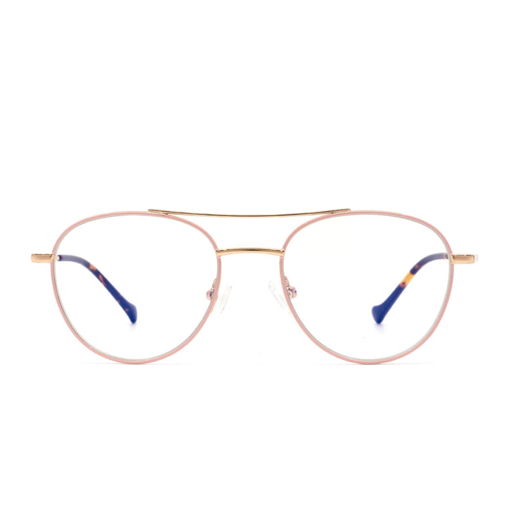 aiden rose gold and prescription front