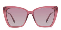 swatch for BECKY II - MULBERRY + WINE GRADIENT POLARIZED--sold out
