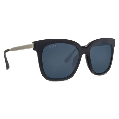 BELLA - MATTE BLACK + GREY + POLARIZED
