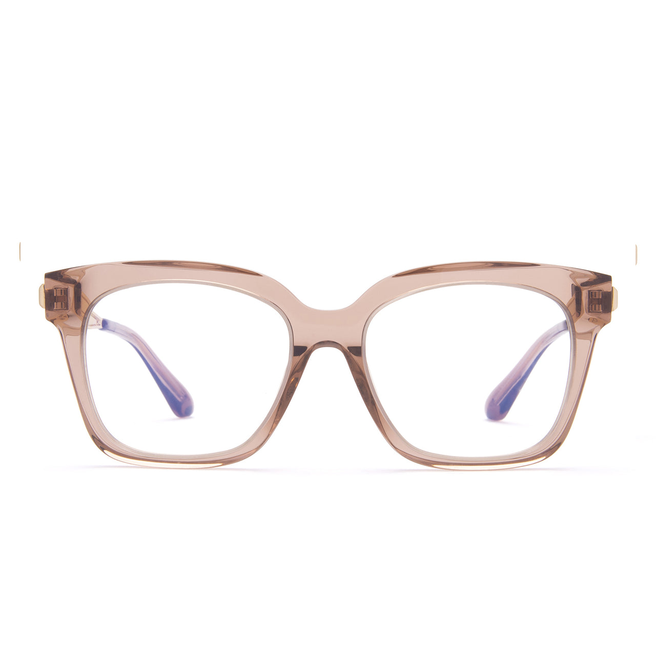 BELLA XS - CAFÉ OLE + PRESCRIPTION CLEAR FRONT