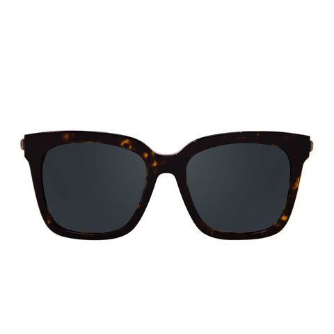 BELLA - AMBER TORTOISE + POLARIZED PRESCRIPTION
