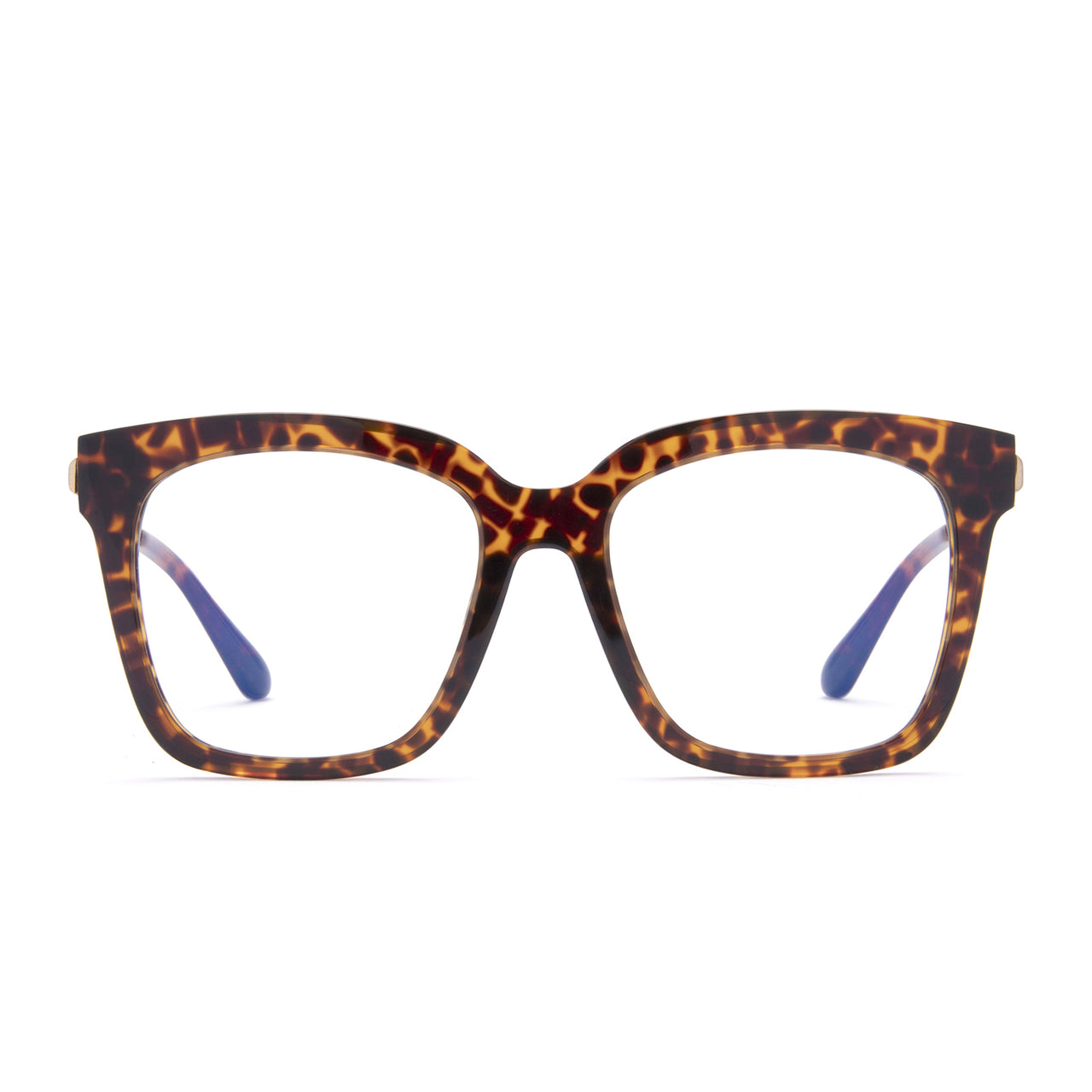 BELLA XS - WILDCAT LEOPARD + PRESCRIPTION CLEAR FRONT
