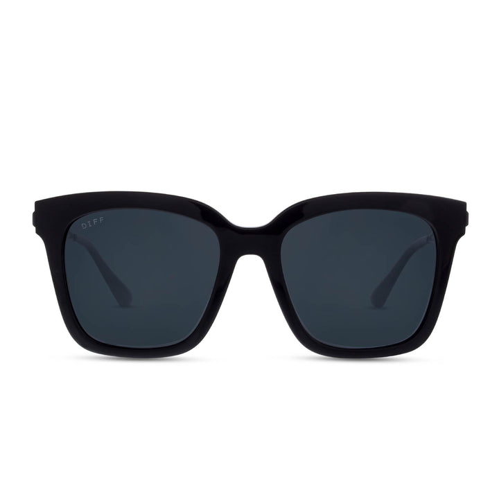 BELLA - BLACK + GREY + POLARIZED