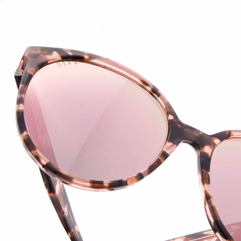COSMO - QUARTZ GLITTER + ROSE GRADIENT GOLD FLASH + POLARIZED
