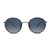 DAISY - ANTIQUE GUNMETAL BLACK + GREY MIRROR + POLARIZED