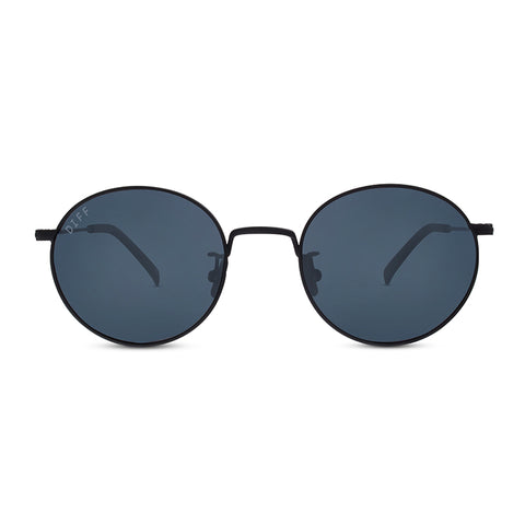 DAISY - MATTE BLACK + GREY + POLARIZED