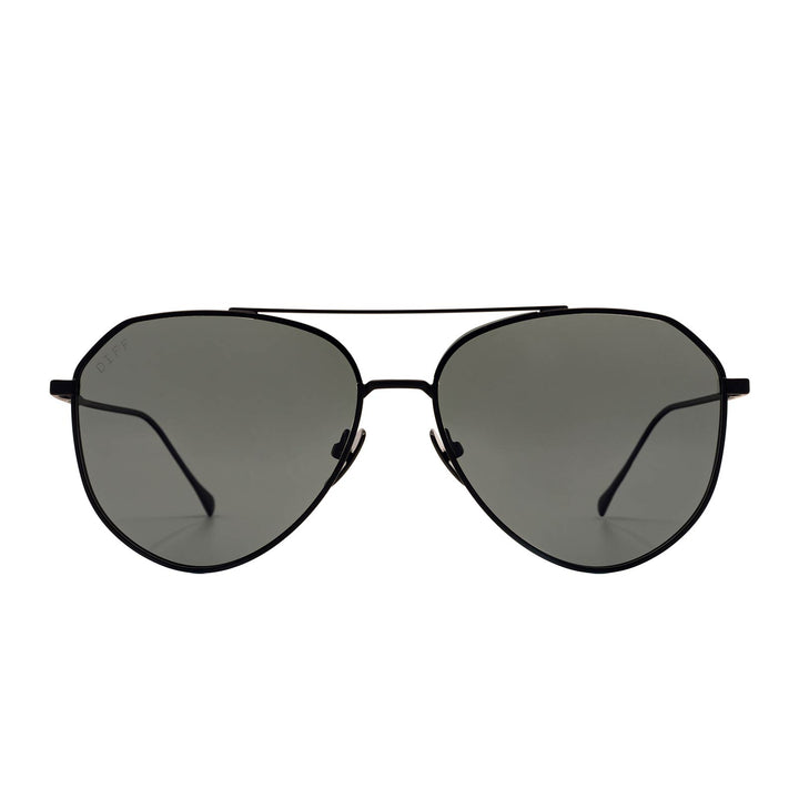 DASH - MATTE BLACK + SOLID GREY + POLARIZED