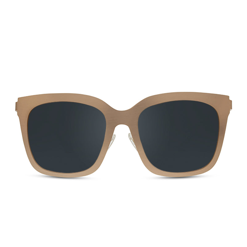 ELLA - ROSE GOLD + PRESCRIPTION POLARIZED