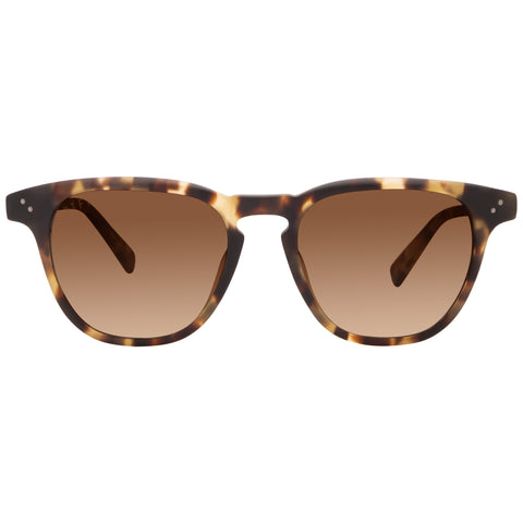 HARLEY - MATTE MOSS HAVANA + BROWN GRADIENT + POLARIZED