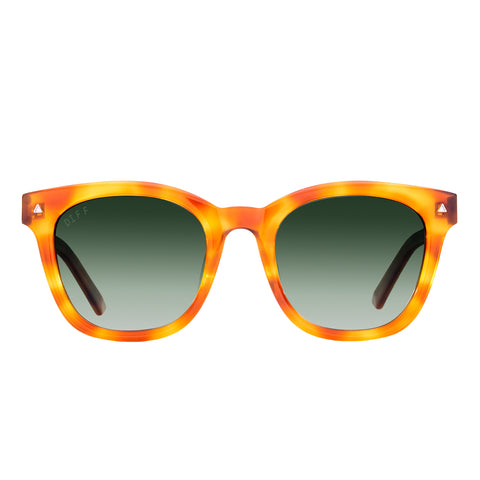Ryder Polarized Square Sunglasses for Women