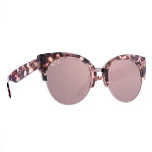 STELLA - HIMALAYAN TORTOISE LIGHT GUNMETAL + TAUPE FLASH + POLARIZED