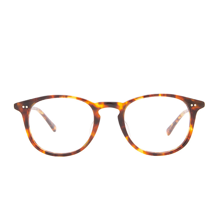 JAXSON - AMBER TORTOISE + BLUE LIGHT TECHNOLOGY CLEAR