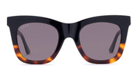 swatch for KAIA - BLACK TORTOISE + GREY POLARIZED--sold out