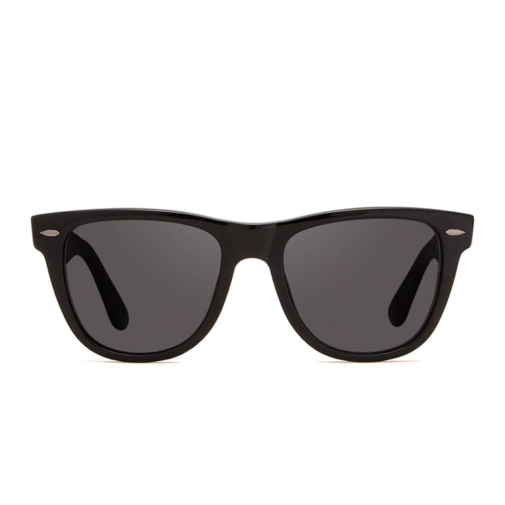 KOTA - BLACK + DARK SMOKE + POLARIZED
