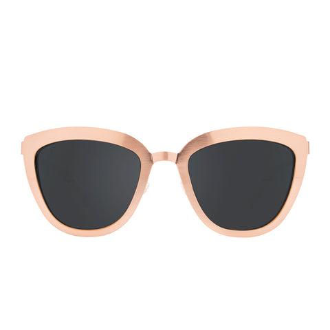 LILY - ROSE GOLD + PRESCRIPTION POLARIZED