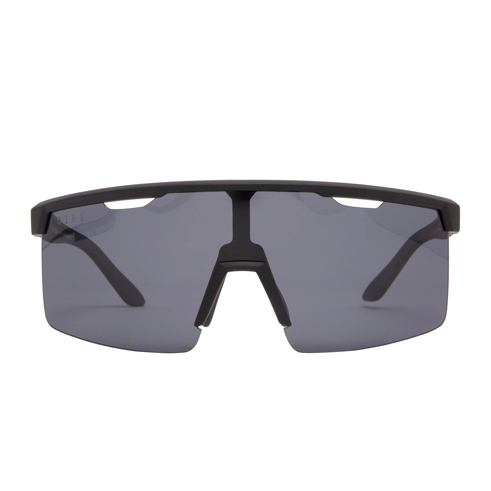 LUKA -  MATTE BLACK + SMOKE + POLARIZED