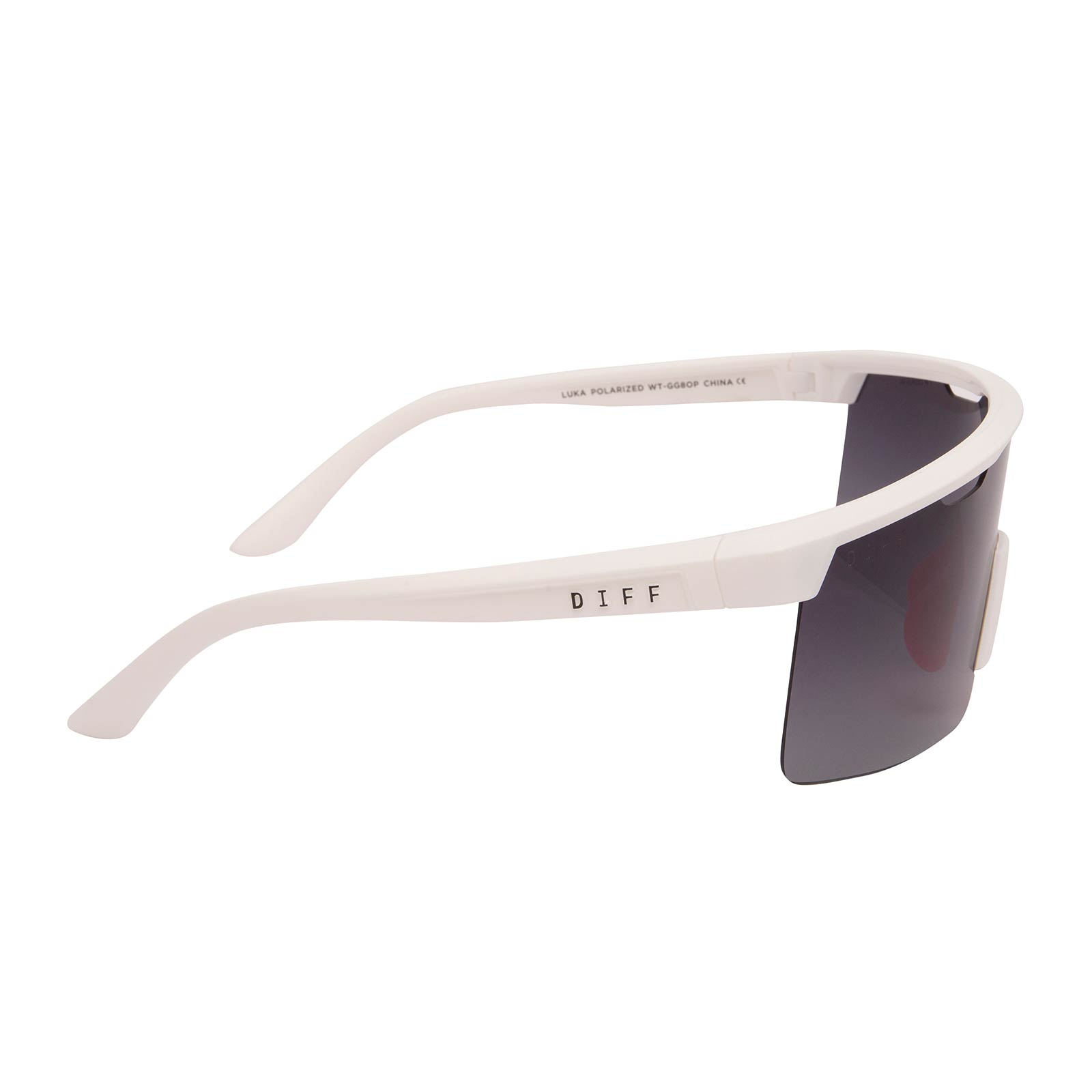LUKA - WHITE + GREY GRADIENT + POLARIZED