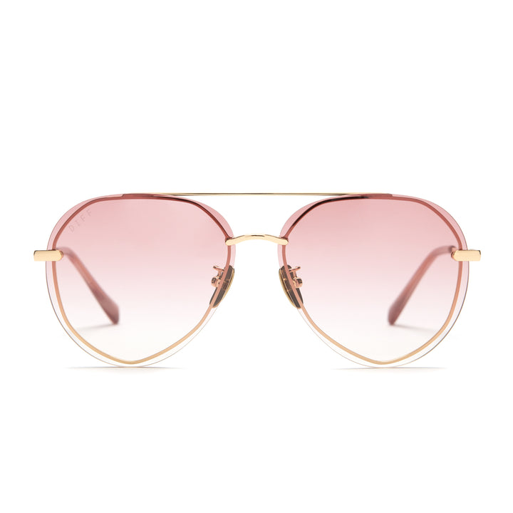 Lenox gold cassis and pink gradient front