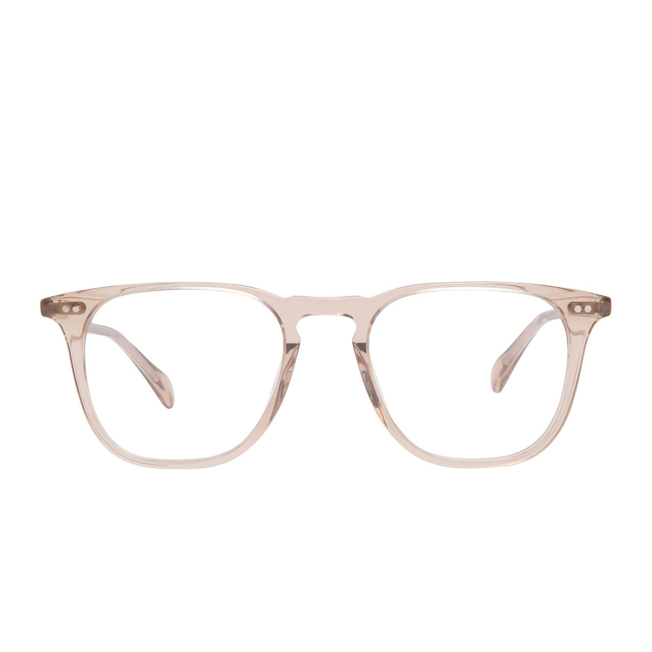 maxwell vintage crystal and prescription lens front