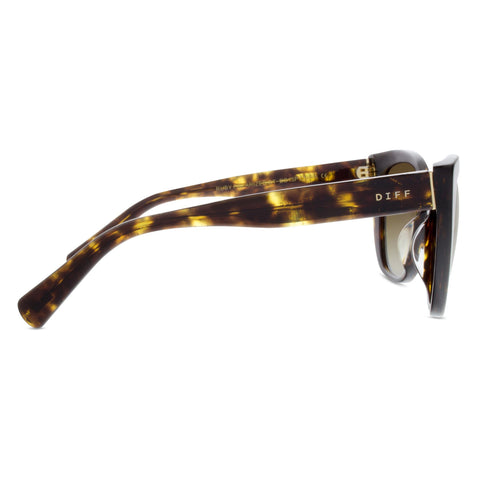 RUBY - GOLD TORTOISE + FLASH BROWN GRADIENT + POLARIZED