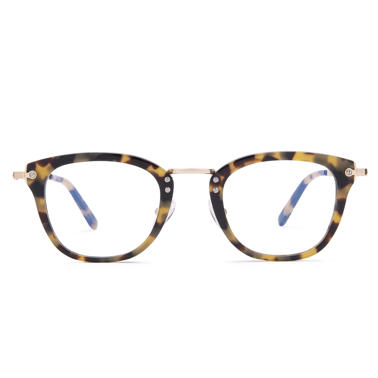 RUE - HAZEL TORTOISE + PRESCRIPTION CLEAR FRONT
