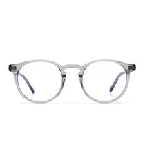Sawyer smoke crystal and prescription lens front