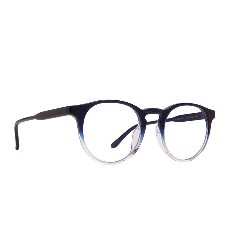 SAWYER - NAVY OMBRE + CLEAR