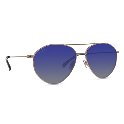 SCOUT - GOLD + GREY BLUE + POLARIZED