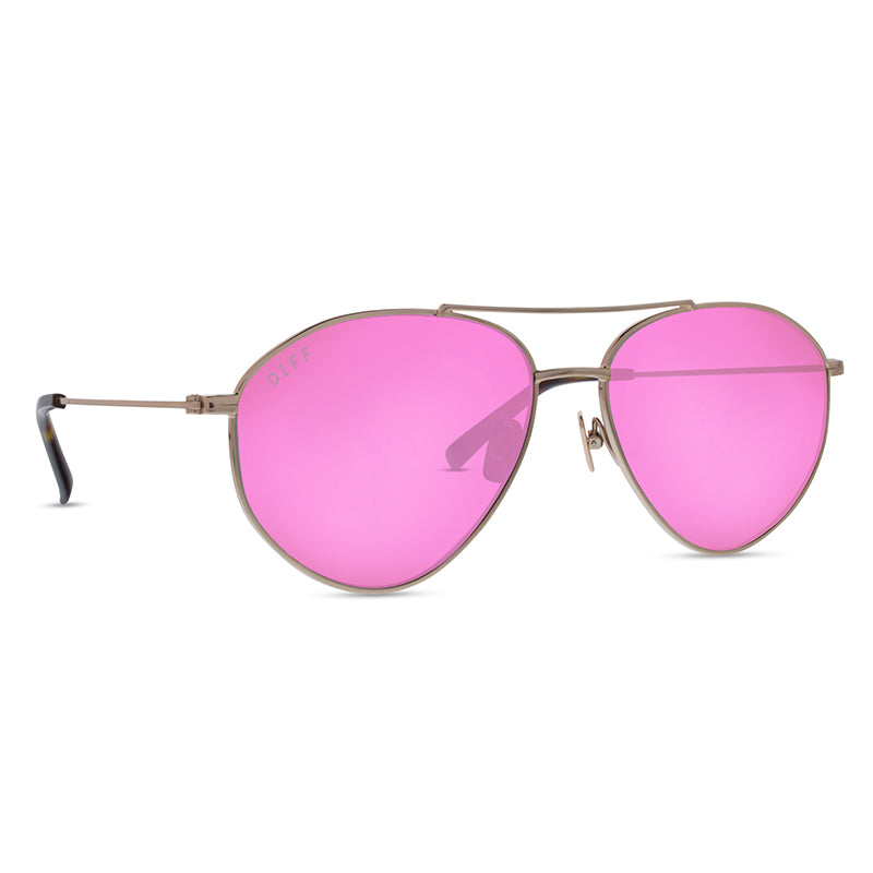 SCOUT - GOLD + PINK MIRROR + POLARIZED